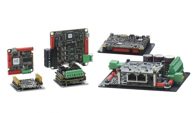 Ingenia DC Servo Drives and Motor Controllers Range