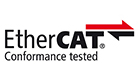 EtherCAT Conformance tested