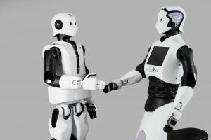 Humanoid Robots making use of Ingenia Servo Drives
