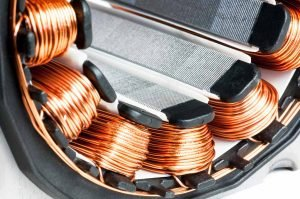 Servo Motor Coils