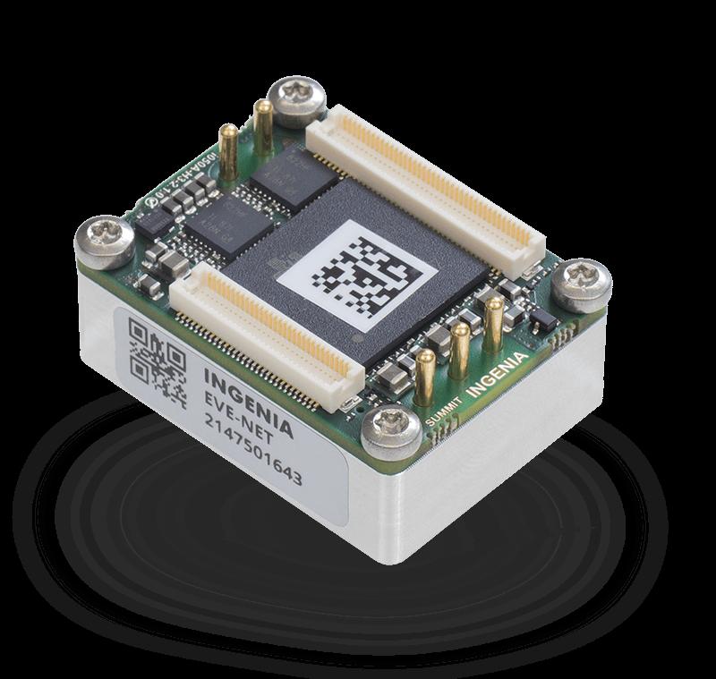Everest NET: Miniature, PCB Mount, EtherCAT and CANopen DC Servo Drive