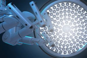 Servo drives for surgical robotics