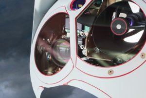 Servo drives for Optronics