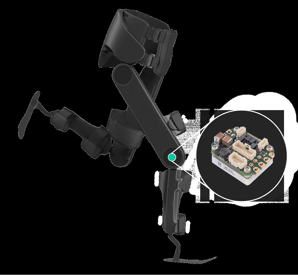 Servo drives for exoskeletons